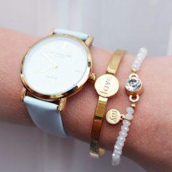 Armband Gold Love